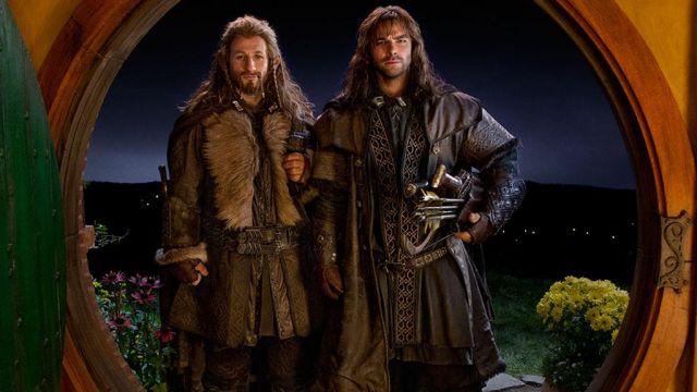 La ceinture de Kili (Aidan Turner) dans Le Hobbit : Un voyage inattendu