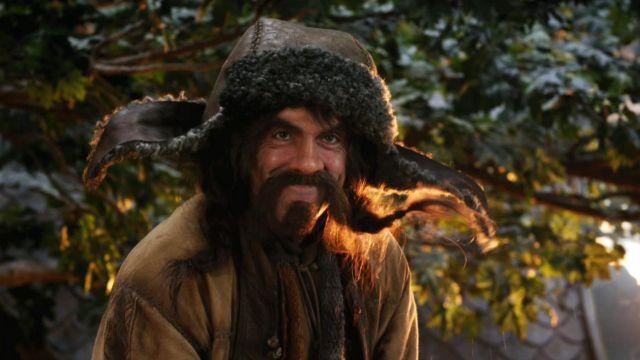 Écharpe de Bofur (James Nesbitt) dans bilbo Le Hobbit