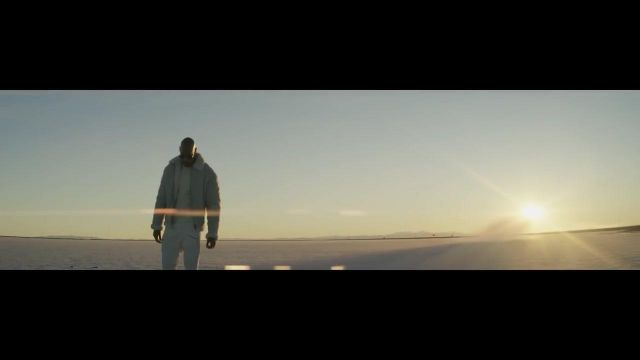100% top quality best wholesaler sleek The sheep jacket ASOS of Booba in her music video Friday ...
