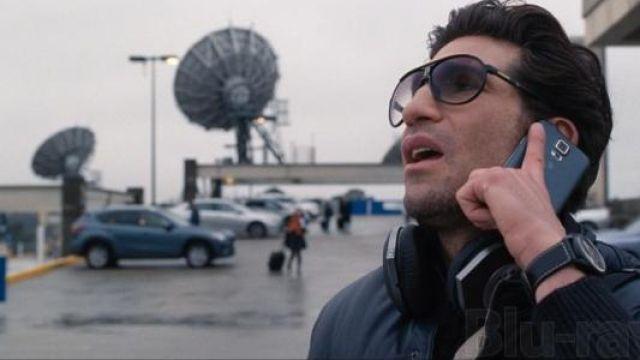 Carrera sunglasses model worn by Brax (Jon Bernthal) as seen in The Accountant