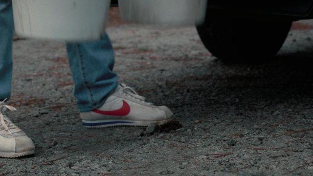 Les sneakers Nike Cortez de Steve Harrington (Joe Keery