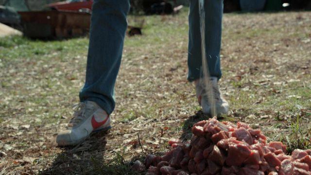 The Nike sneakers from Steve Harrington (Joe Keery) in