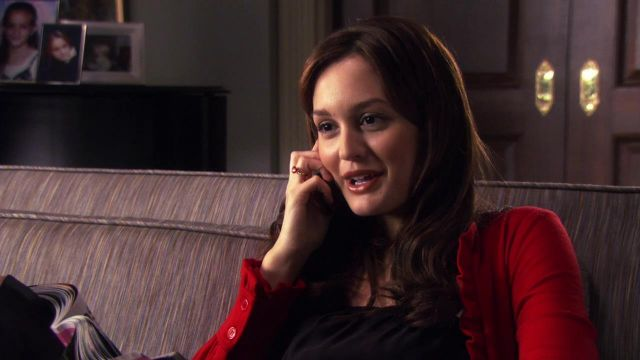 4e0945ee2e706 The ring with ruby red Blair Waldorf (Leighton Meester) in Gossip ...