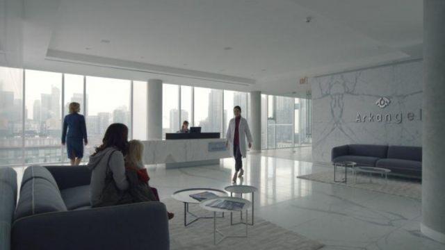 Le Thompson Hotel de Toronto au Canada hébergeant la société Arkangel dans Black Mirror S04E02