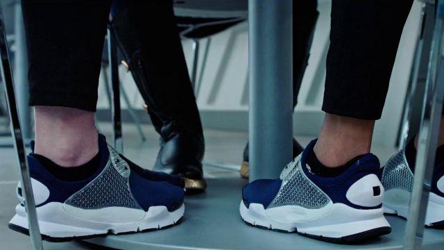 Sneakers running Nike Sock Dart in Star Trek, Discovery S01E06