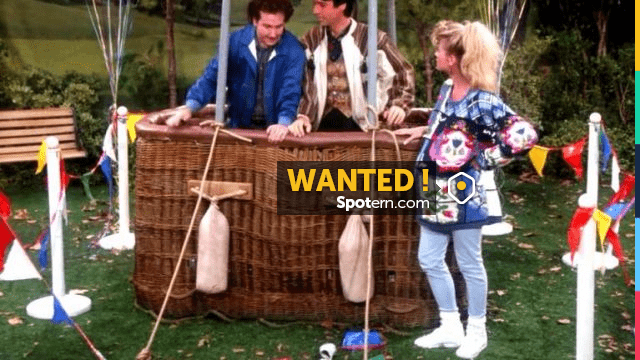 Patchwork Sweater Worn By Jennifer Melanie Wilson In Perfect Strangers Season 8 Episode 4 Spotern