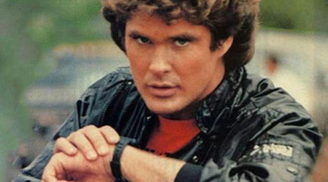 La montre digitale de Michael Knight dans K2000