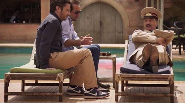 Les Nike d'Axel dans Kaboul Kitchen