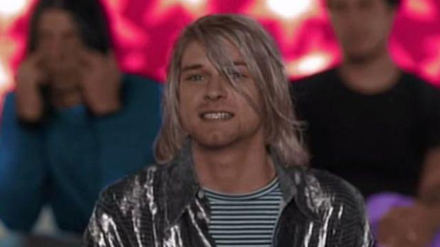 Le blouson porté par Kurt Cobain dans le clip de Nirvana : Heart Shaped Box
