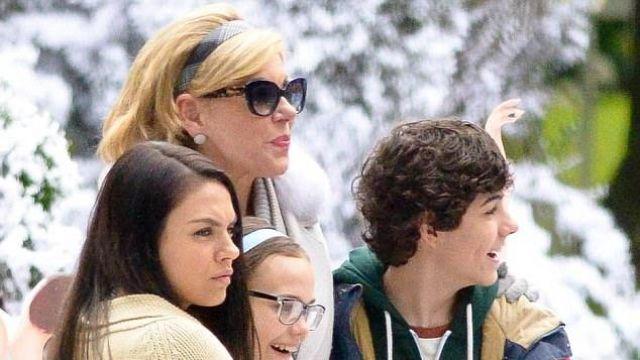 Sunglasses worn by Ruth (Christine