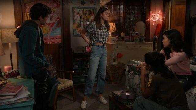 Le Jean de Callie Jacob (Maia Mitchell) dans The Fosters S05E14