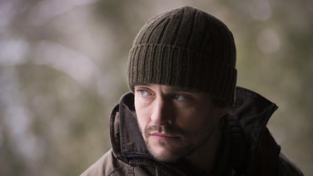 Le bonnet marron de Will Graham (Hugh Dancy) dans Hannibal S03E08
