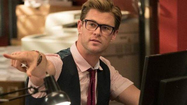 best service on feet at thoughts on Les lunettes portées par Kevin Beckman (Chris Hemsworth ...