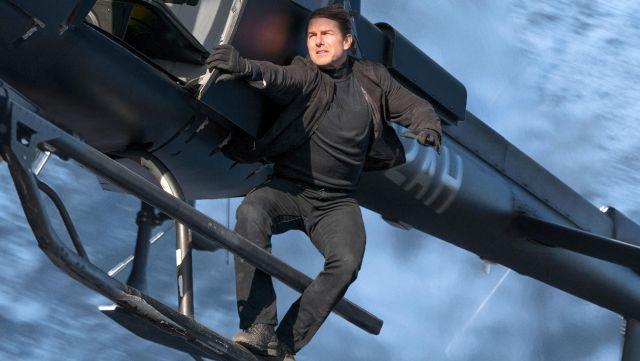 Les chaussures noires de Ethan Hunt (Tom Cruise) dans Mission : Impossible  - Fallout | Spotern