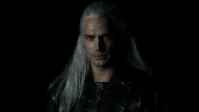 Leather Costume Worn By Geralt Of Rivia Henry Cavill As