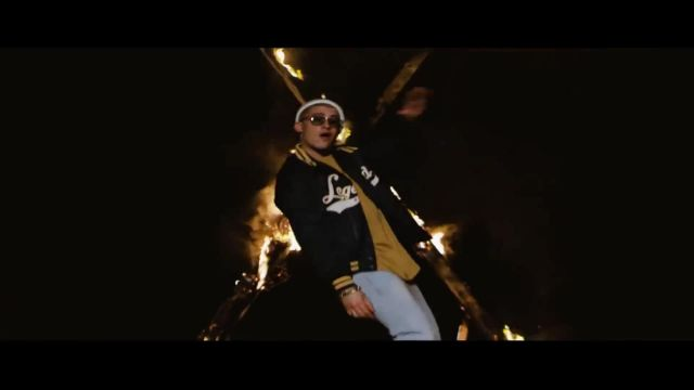 Jacket worn by Bad Bunny as seen in Dime Si Vas A Volver music video
