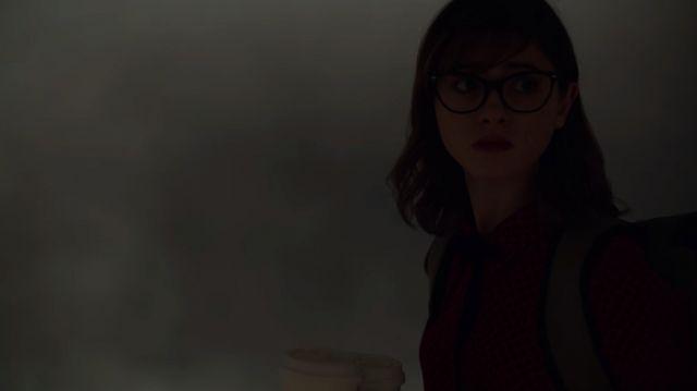 Eyeglasses worn by Coco (Natalia Dyer) as seen in Velvet Buzzsaw