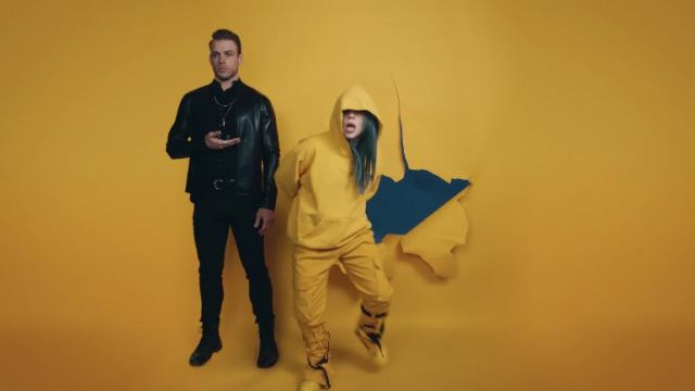 enjoy complimentary shipping latest trends of 2019 various colors The pants yellow as worn by Billie Eilish in her video clip ...