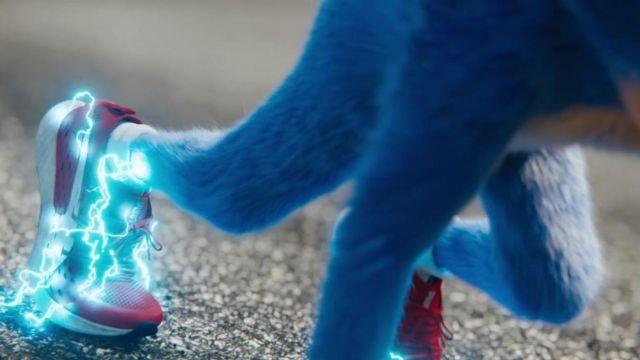 chaussures puma de sonic le film