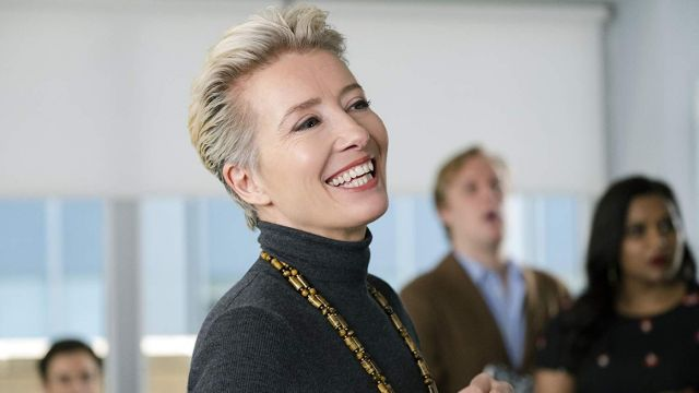 Necklace worn by Katherine (Emma Thompson) in Late Night
