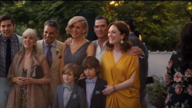 Yellow Dress Worn By Theresa Julianne Moore In After The Wedding Spotern