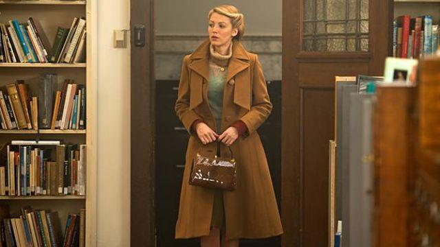 Gucci Pull à col Roulé porté par Adaline Bowman (Blake Lively) comme on le voit dans L'Âge de l'Adaline