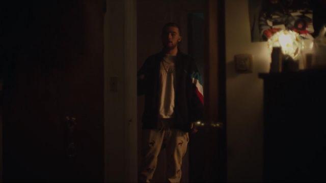 Sweatpants worn by Fezco (Angus Cloud) in Euphoria (S01E02)