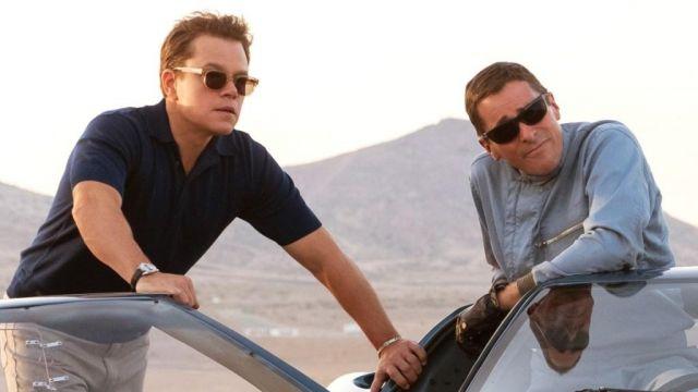 Gris Veste portée par Ken Miles (Christian Bale) en Ford / Ferrari