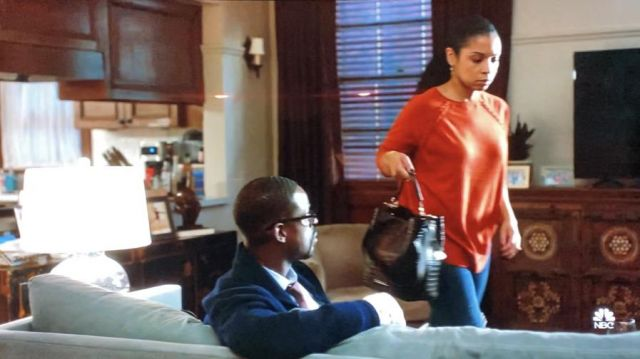 Purse bag used by Beth Pearson (Susan Kelechi Watson) in This Is Us