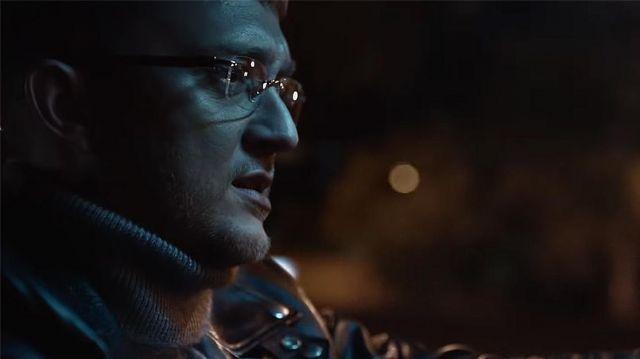 Les lunettes de vue portées par Vald dans son clip Journal Perso 2