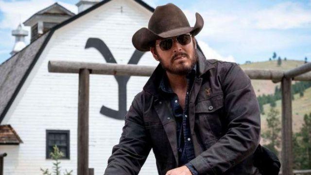 Sunglassss worn by Rip Wheeler (Cole Hauser) in Yellowstone (Season 3 Episode 1)