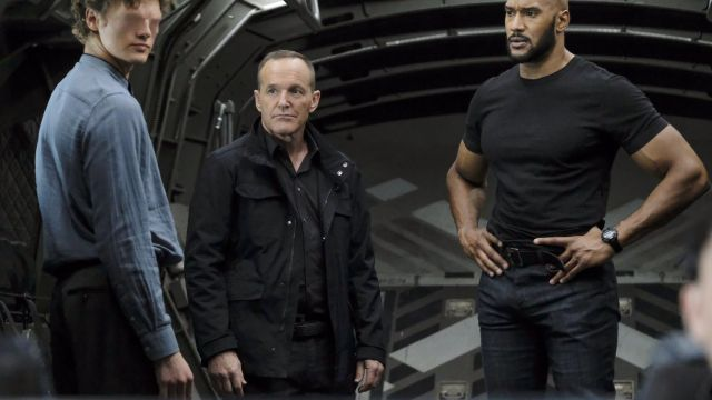 Black Jacket  worn by Phil Coulson (Clark Gregg) as seen in Marvel's Agents of S.H.I.E.L.D. (Season 7 Episode 10)