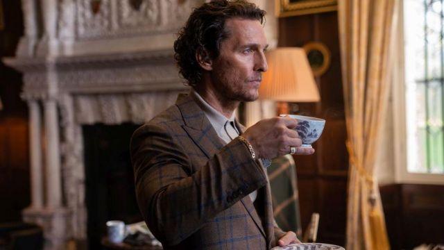 Blazer of Michael Pearson (Matthew McConaughey) in The Gentlemen
