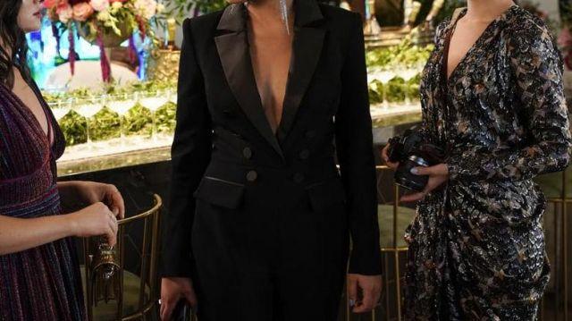 Dress of Adena El Amin (Nikohl Boosheri) in The Bold Type (S04E10)