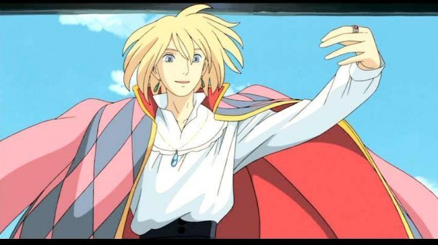 Howl's shirt worn by Howl in Howl's Moving Castle