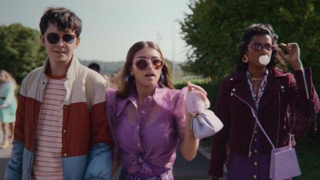 Sunglasses worn by Otis Milburn (Asa Butterfield) as seen in Sex Education (Season 3 Episode 2)