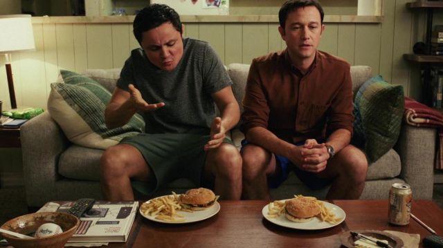 Watch worn by Josh Corman (Joseph Gordon-Levitt) as seen in Mr. Corman Outfits (Season 1 Episode 8)